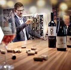 Filialen & Weinproben