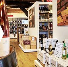 Unsere  Weinläger in Ihrer Nähe