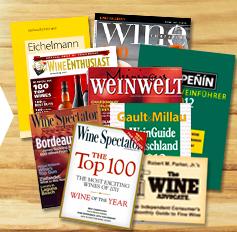 Wein-Experten empfehlen