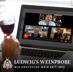Exklusiv: Unsere Online Live-Weinproben