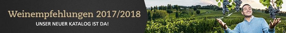 Katalog Weinempfehlungen