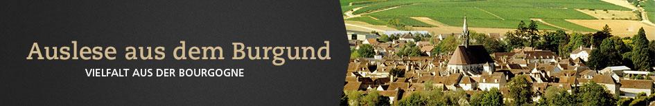Auslese aus dem Burgund