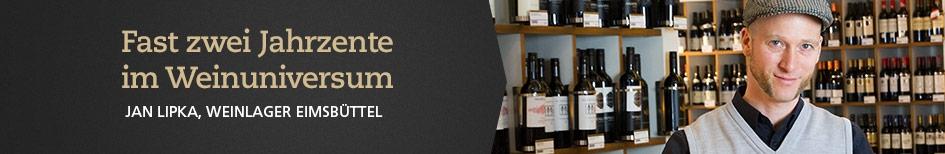 Weinempfehlungen von Jan Lipka
