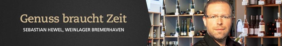 Weinempfehlungen von Sebastian Hewel