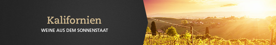 Kalifornische Weine