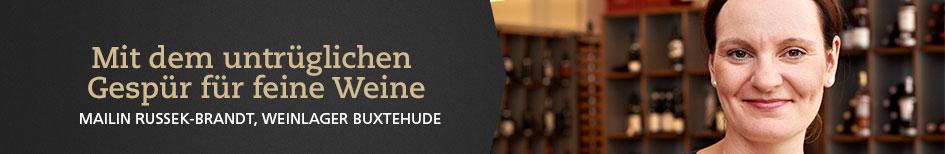 Weinempfehlungen von Mailin Russek-Brandt