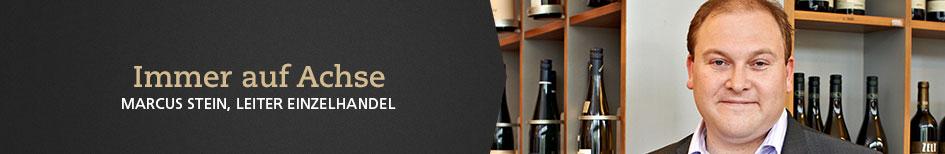 Weinempfehlungen von Marcus Stein