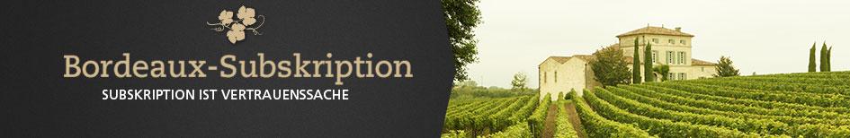 Bordeaux Subskription 2016