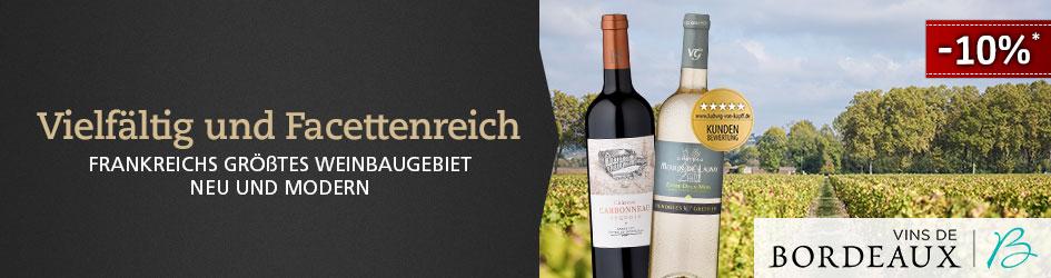 Bordeaux - vielfältig & facettenreich