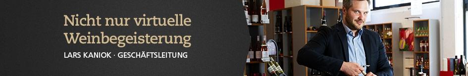 Weinempfehlungen von Lars Kaniok