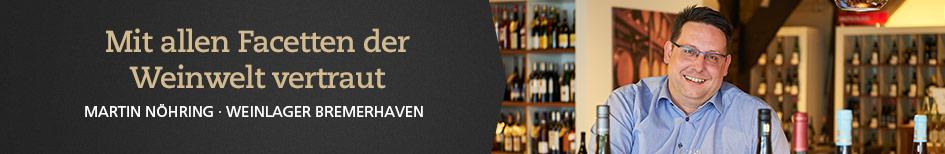 Weinempfehlungen von Martin Nöhring