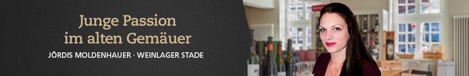Weinempfehlungen von Jördis Moldenhauer