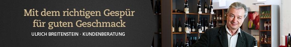 Weinempfehlungen von Uli Breitenstein