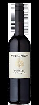 Köstlichalkoholisches - 2018 Krieger Dornfelder trocken, Pfalz - Onlineshop Ludwig von Kapff