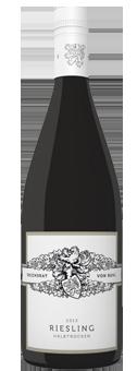 Köstlichalkoholisches - 2017 Reichsrat von Buhl Riesling halbtrocken Literflasche, Pfalz - Onlineshop Ludwig von Kapff