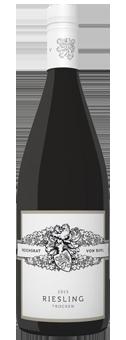 Köstlichalkoholisches - 2018 Reichsrat von Buhl Riesling trocken Literflasche, Pfalz - Onlineshop Ludwig von Kapff