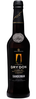 Sandeman ´´Dry Don´´ Medium Dry Amontillado Med...