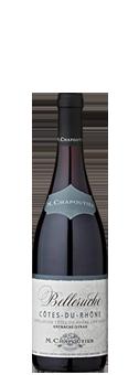 Köstlichalkoholisches - 2019 M. Chapoutier »Belleruche« 0,375l Côtes du Rhône AOC - Onlineshop Ludwig von Kapff