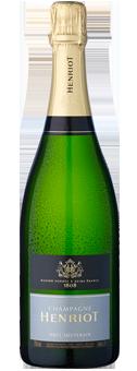 Henriot Souverain Brut in der Doppelmagnum Champagne AOP 3,0 Literflasche