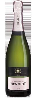 Henriot Rosé Brut Champagner Champagne AOP