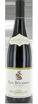 Köstlichalkoholisches - 2018 M. Chapoutier Les Bécasses Côte Rôtie AOC - Onlineshop Ludwig von Kapff