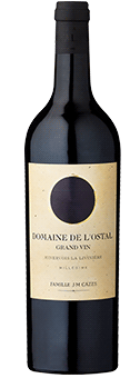 Köstlichalkoholisches - 2016 Domaine de L'Ostal Grand Vin Minervois A.C. - Onlineshop Ludwig von Kapff