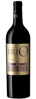 Brio de Cantenac Brown Margaux AC 2013