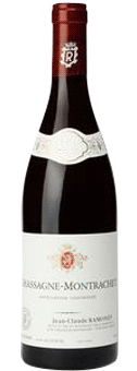 Domaine Ramonet Chassagne Montrachet Rouge AOC 2015