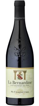 Köstlichalkoholisches - 2016 M. Chapoutier »La Bernardine« Châteauneuf du Pape AOC - Onlineshop Ludwig von Kapff