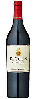 De Toren Fusion V Wine of Origin Stellenbosch - in 12er Holzkiste 2015
