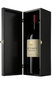 De Toren Fusion V in der Doppelmagnum Wine of Origin Stellenbosch 3,0 Literflasche 2013