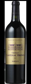 Château Cantenac Brown 3éme Cru Classé Margaux AOC 2011 bei Weinhandel Ludwig von Kapff