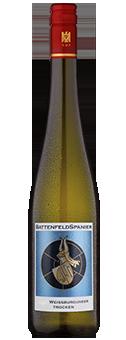 Köstlichalkoholisches - 2017 Battenfeld Spanier Weißburgunder VDP.Gutswein trocken, Rheinhessen - Onlineshop Ludwig von Kapff