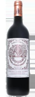 Köstlichalkoholisches - 2011 Château Pichon Longueville Baron Grand Cru Classé Pauillac A.C. - Onlineshop Ludwig von Kapff
