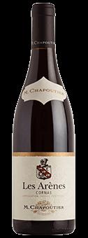 Köstlichalkoholisches - 2016 M. Chapoutier Les Arènes Cornas AOC - Onlineshop Ludwig von Kapff