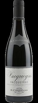 Köstlichalkoholisches - 2019 M. Chapoutier Vacqueyras Côtes du Rhône AOC - Onlineshop Ludwig von Kapff