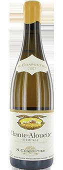 Köstlichalkoholisches - 2017 M. Chapoutier »Chante Alouette« Blanc Hermitage A.C. - Onlineshop Ludwig von Kapff