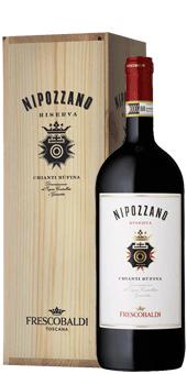 Köstlichalkoholisches - 2016 Nipozzano Riserva in der Magnumflasche Chianti Rufina DOCG, 1,5 Literflasche - Onlineshop Ludwig von Kapff