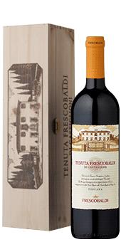 Köstlichalkoholisches - 2015 Tenuta Frescobaldi di Castiglioni in der Magnumflasche Toscana IGT 1,5 Literflasche in der attraktiven Holzkiste - Onlineshop Ludwig von Kapff