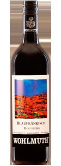 Wohlmuth Blaufränkisch Hochberg Burgenland, Qualitätswein trocken 2017