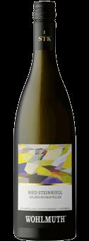 Köstlichalkoholisches - 2018 Wohlmuth Gelber Muskateller Ried Steinriegl Steiermark, Qualitätswein trocken - Onlineshop Ludwig von Kapff