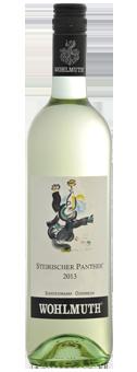 Wohlmuth Steirischer Panther Südsteiermark, Qualitätswein trocken 2017
