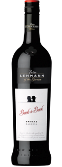 Peter Lehmann Back to Back Barossa Valley 2013