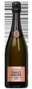 Charles Heidsieck Rosé Vintage Champagne AOP 2006