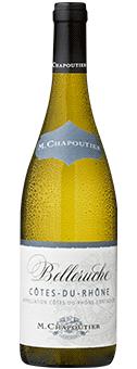 Köstlichalkoholisches - 2019 M. Chapoutier »Belleruche« Blanc Côtes du Rhône AOP - Onlineshop Ludwig von Kapff