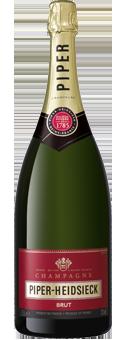 Piper Heidsieck Brut Champagner in der Magnumflasche Champagne AOP 1,5 Literflasche