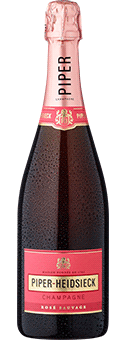 Champagner Piper Heidsieck Rosé Sauvage Brut Champagne AOP