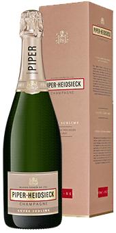 Köstlichalkoholisches - Piper Heidsieck Cuvée Sublime Demi Sec Champagner Champagne AOP - Onlineshop Ludwig von Kapff