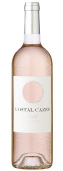 Domaine L´Ostal Cazes Rosé I.G.P. Pays d´Oc 2016