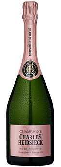 Charles Heidsieck Rosé Réserve Champagner Champagne AOP